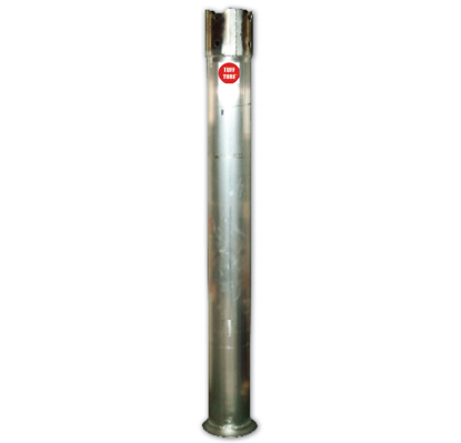 Picture of Vactor® and Vac-Con® Style Tubes  - Catch Basin w/ Welded Ends (dig tube)