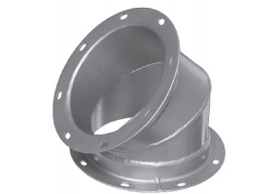 Picture of 45˚ Steel Pipe Flange